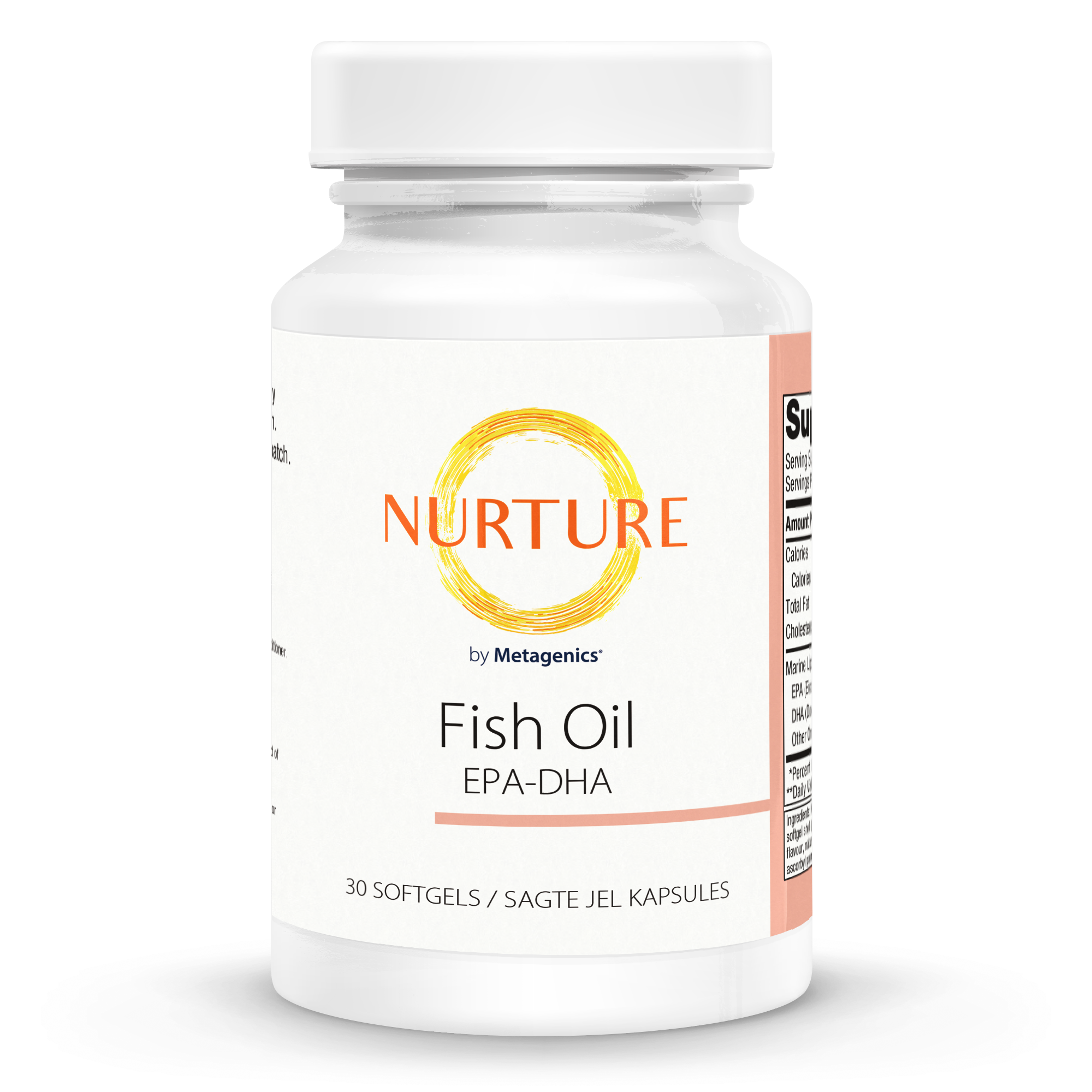 Nurture Fish Oil EPA-DHA
