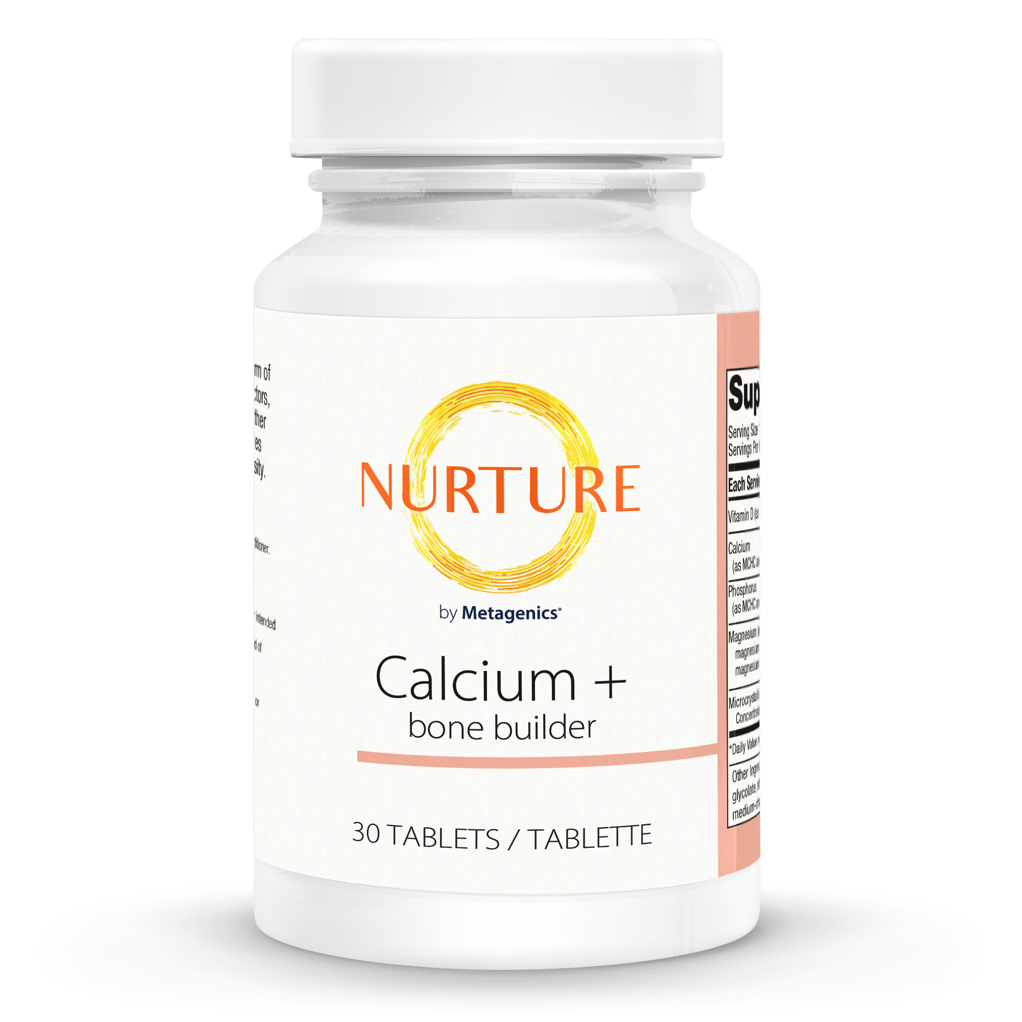Nurture Calcium + Bone Builder